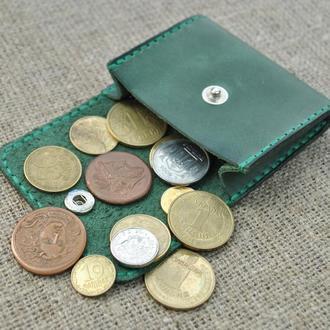 Монетница из натуральной кожи M03-350