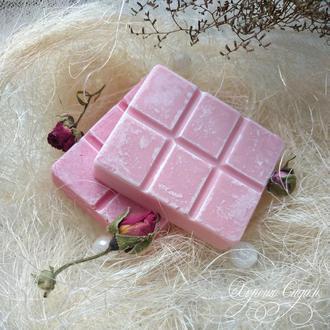 Клубничный шоколад для ванны