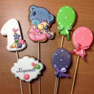 """""""Мишка Тедди"""" - набор для девочек на Годовасик!"""