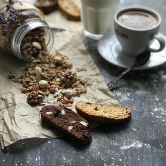 Печенье кантуччи и бискотти