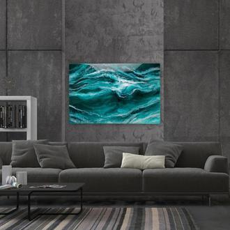 Интерьерная картина в абстрактном стиле