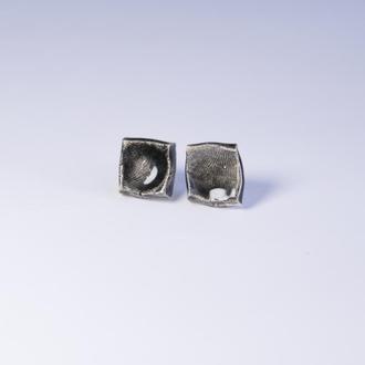 Чёрные керамические гвоздики