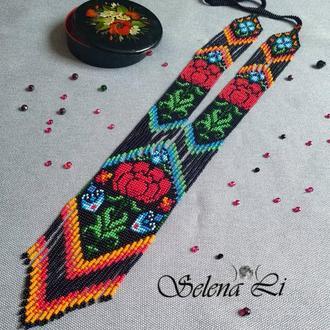 Гердан Петриковская роспись