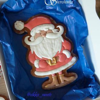 Імбирний Санта