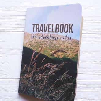 "Скетчбук ""Travelbook Карпаты 1"" блокнот тетрадь"