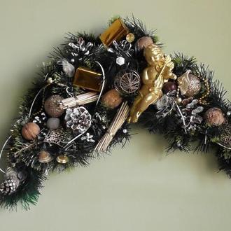 Новогодняя арка Рождественская
