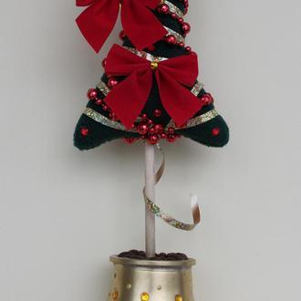 Новогодняя ёлка Tilda