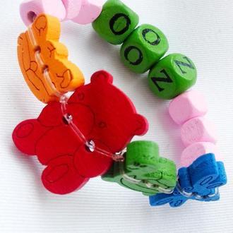 """Детский браслет """"ZOO"""""""