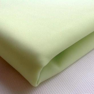 Шёлковый фоамиран 50*70 см,цвет светлый оливковый