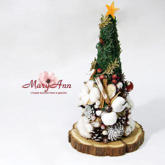 Новогодняя ёлочка, ёлка - отличный подарок к Новому Году!