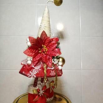 Ёлка-топотушка к Новому году.