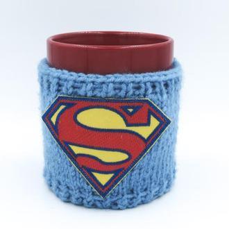 """Чашка в чехольчике """"SUPER"""""""