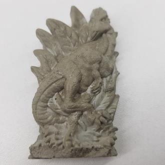 магниты динозавра на холодильник сделанные вручную - фигурка №1