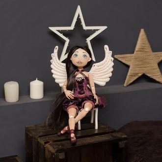 Интерьерная кукла Angela