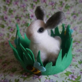 Кролик в ожидании Пасхи