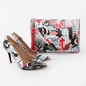 индивидуальный дизайн обуви