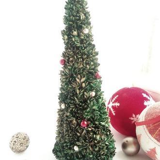 декоративна новорічна ялинка, ялинка