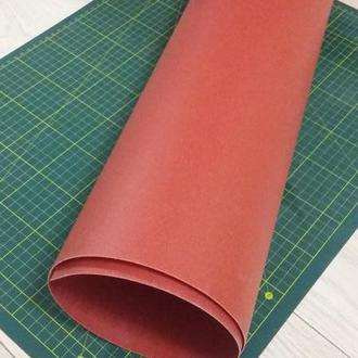 Worbla Flame Red 75 x 50см