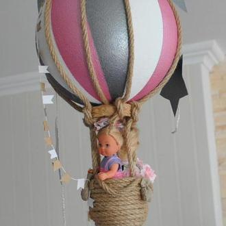 Воздушный шар декоративный интерьерная игрушка