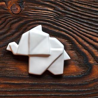 оригами слоник