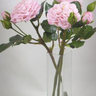 Букет из 3-х английских полноразмерных роз