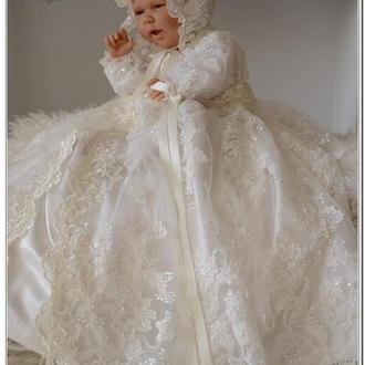 Крестильное платье Елизавета