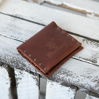 Гаманець  кошелек из кожи , портмоне из кожи, портмоне