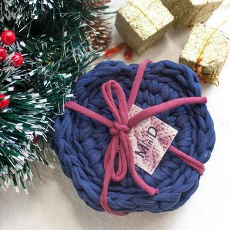 Подставки под чашки от M'n'D.Knitting