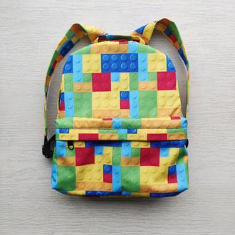 Рюкзак водонепроницаемый «Лего»