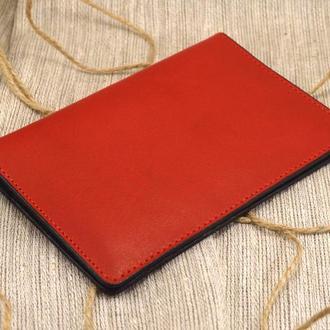 Чехол для паспорта, карт и денег Ч-07