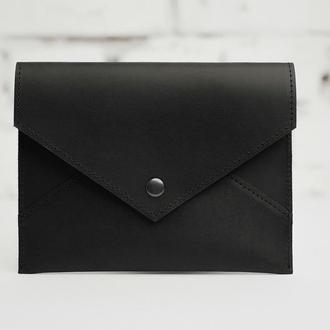Кожаный чехол для планшета или ноутбука