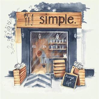 """Кафе """"Simple"""""""