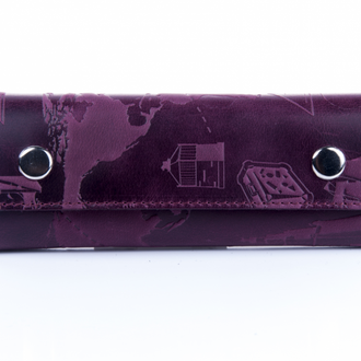 "Ключница HiArt KH-05L Shabby Plum ""7 wonders of the world"""