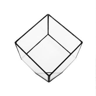 """геометрический флорариум """"Усеченный куб"""""""