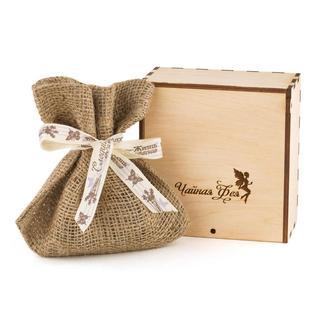 Подарочный чай в деревянной коробке