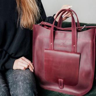 """Сумка """"VIOLO"""" сумка , через плечо, большая женская сумка, шкіряна сумка"""