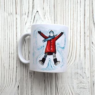 Чашка «Янгол»