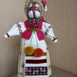 Лялька-мотанка Берегиня.
