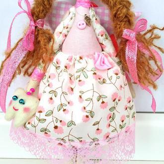 Кукла в стиле тильда Зубная Фея