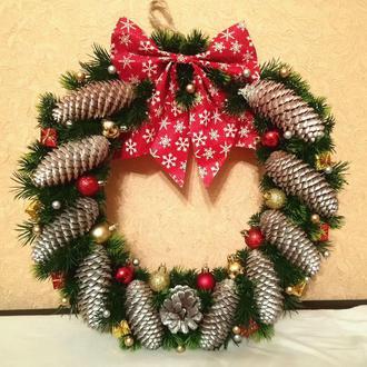 Рождественский венок