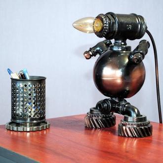 """Лампа робот """"Потрясающий"""""""