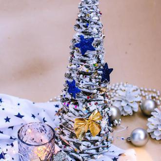 Настольная новогодняя елочка