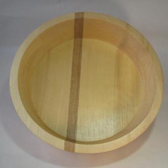 Миска дерев'яна