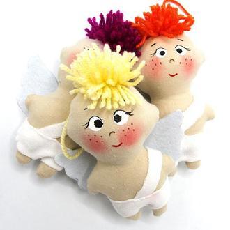 Мягкая игрушка «Пупсик»