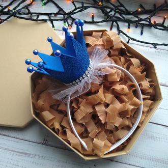 Большая синяя корона