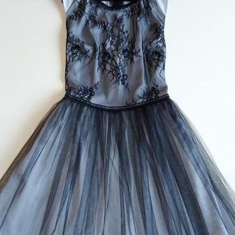 Шикарное кружевное платье от MELLOWsewing
