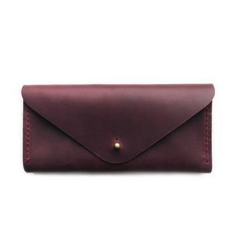 Кожаный кошелек Simple