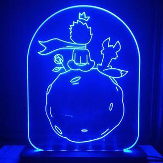 Ночник Светильник Маленький принц Little Prince
