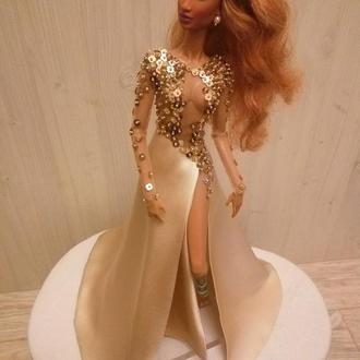 Вечірня сукня для Fashin Royalty