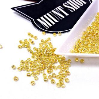 Стопперы золото1.2 мм